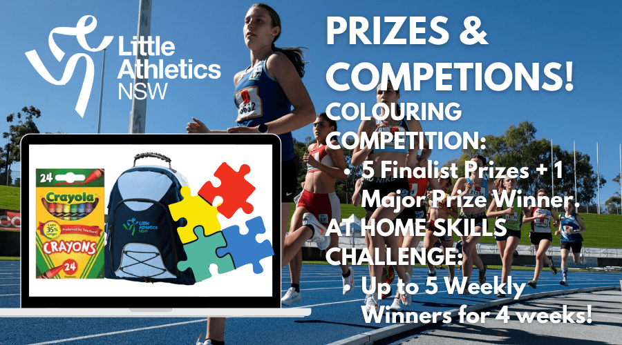 PRIZES & COMPETIONS!